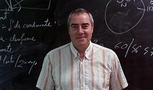 Lect. dr. Nicolae BACIU
