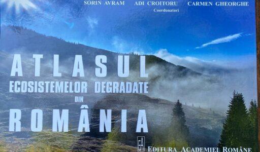 Atlasul Ecosistemelor Degradate din România